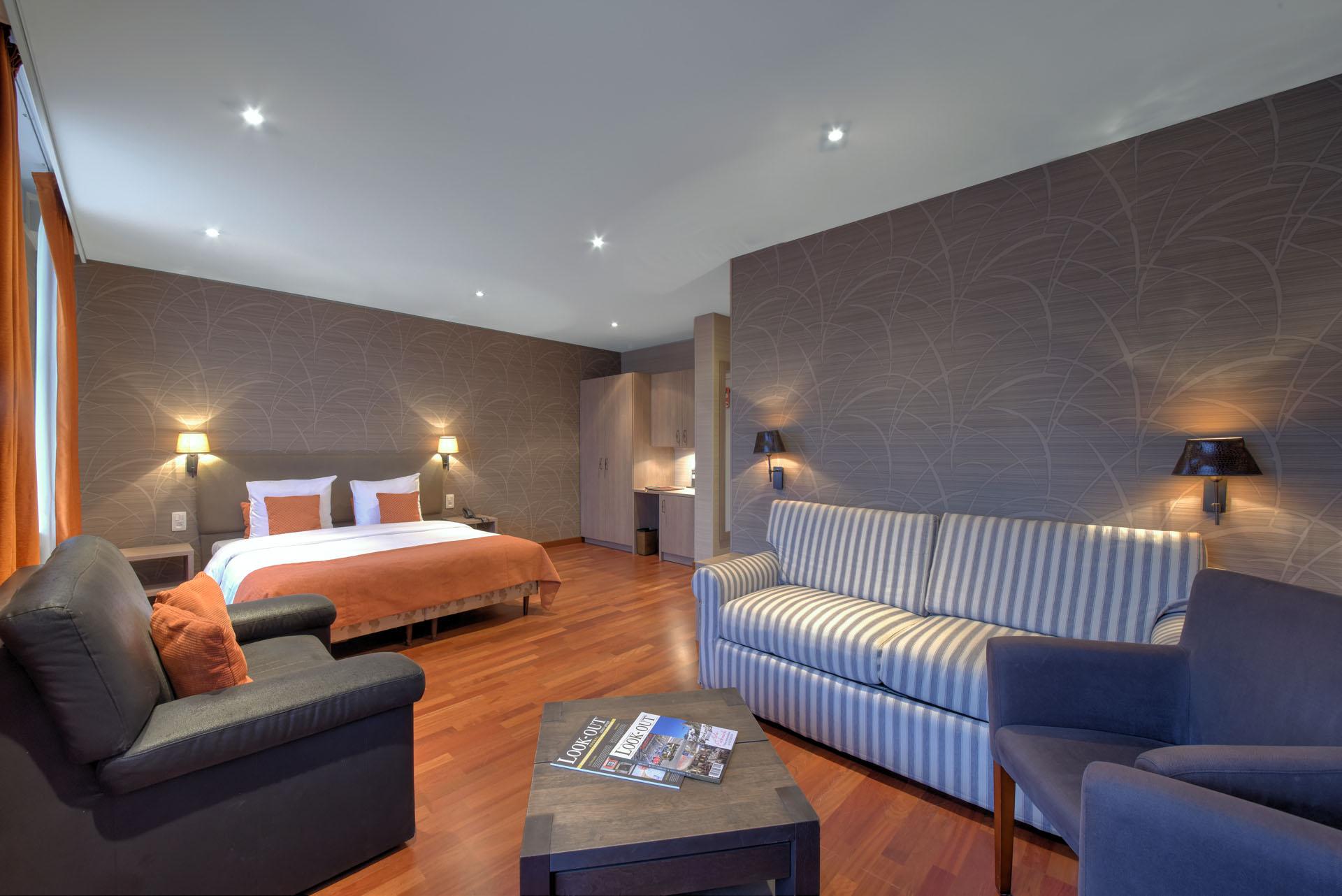 Superior deluxe room - Pavillon Du Zoute