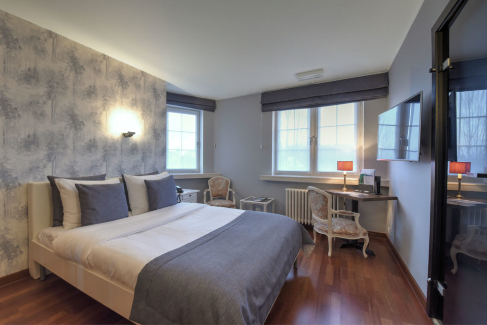 Superior Deluxe-Einzelzimmer - Pavillon Du Zoute