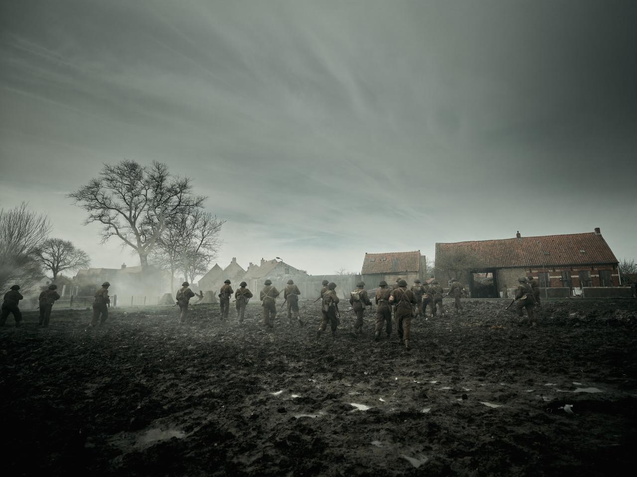 La bataille du schelde - Pavillon Du Zoute