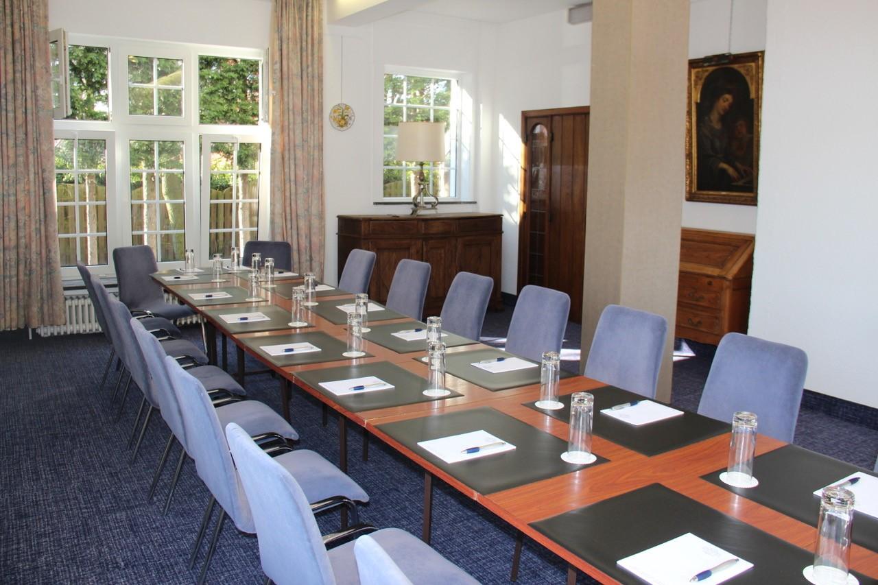 Meeting rooms - Pavillon Du Zoute