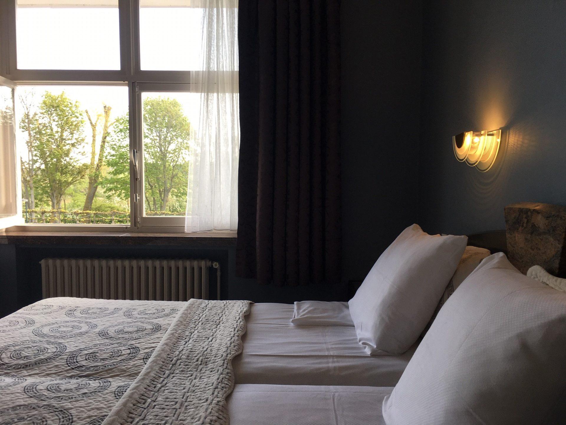 Chambre standard - Pavillon Du Zoute