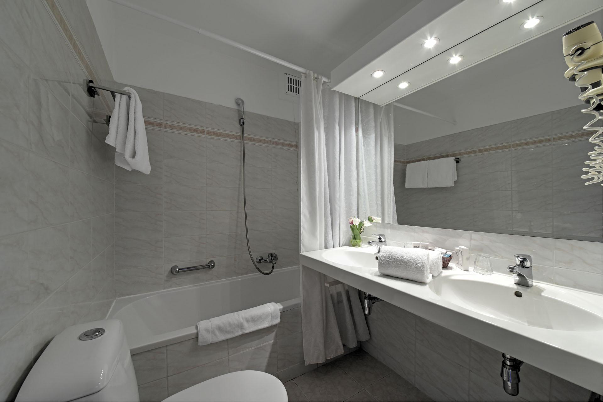 Zimmer mit Balkon - Pavillon Du Zoute