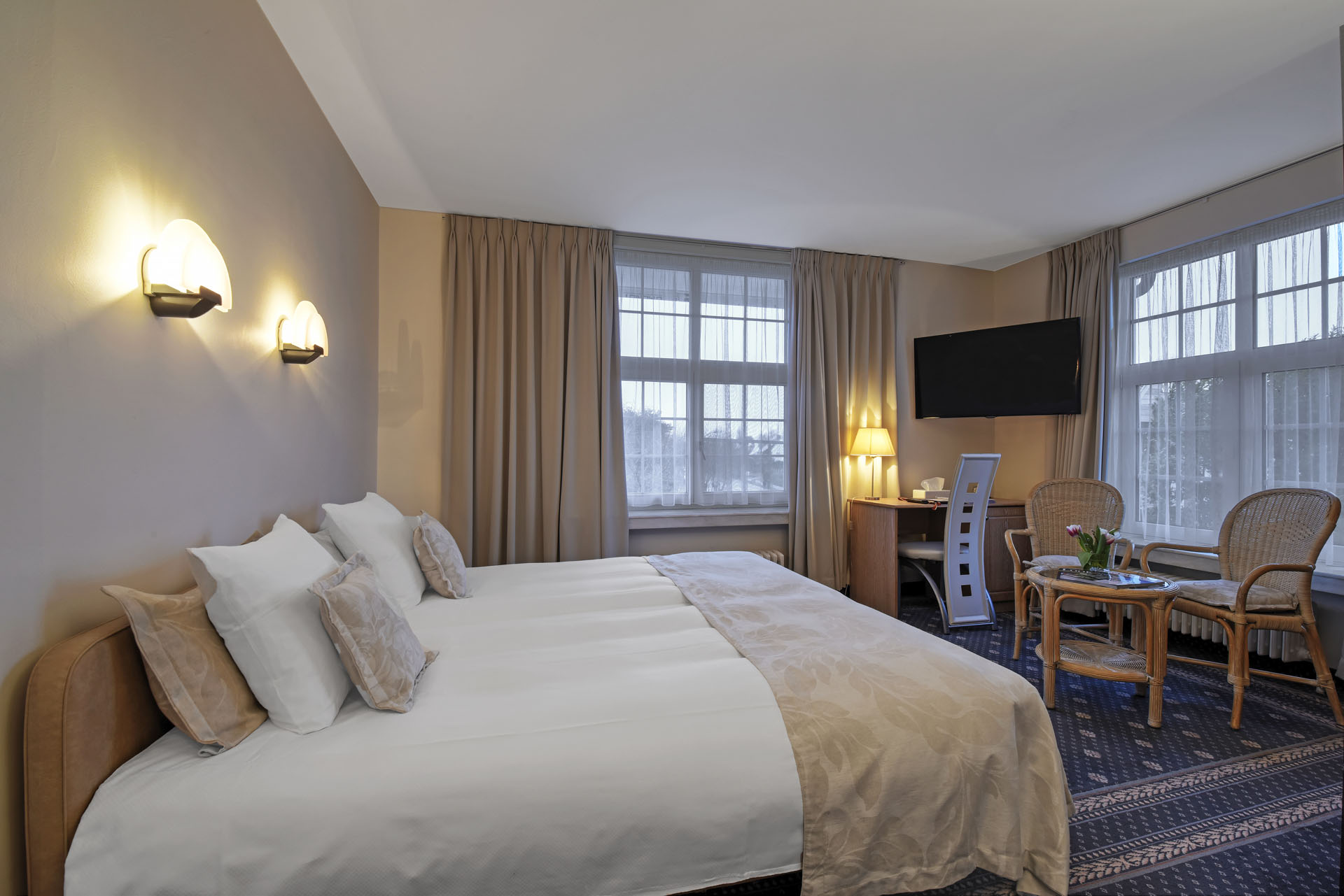 Standard Plus-Zimmer - Pavillon Du Zoute