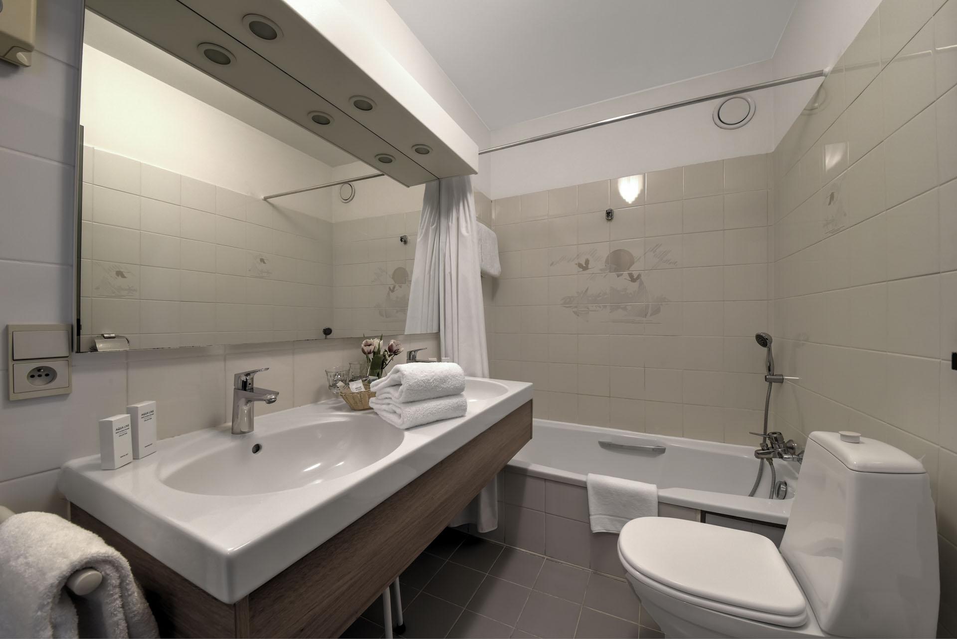 Eenpersoonskamer - Pavillon Du Zoute