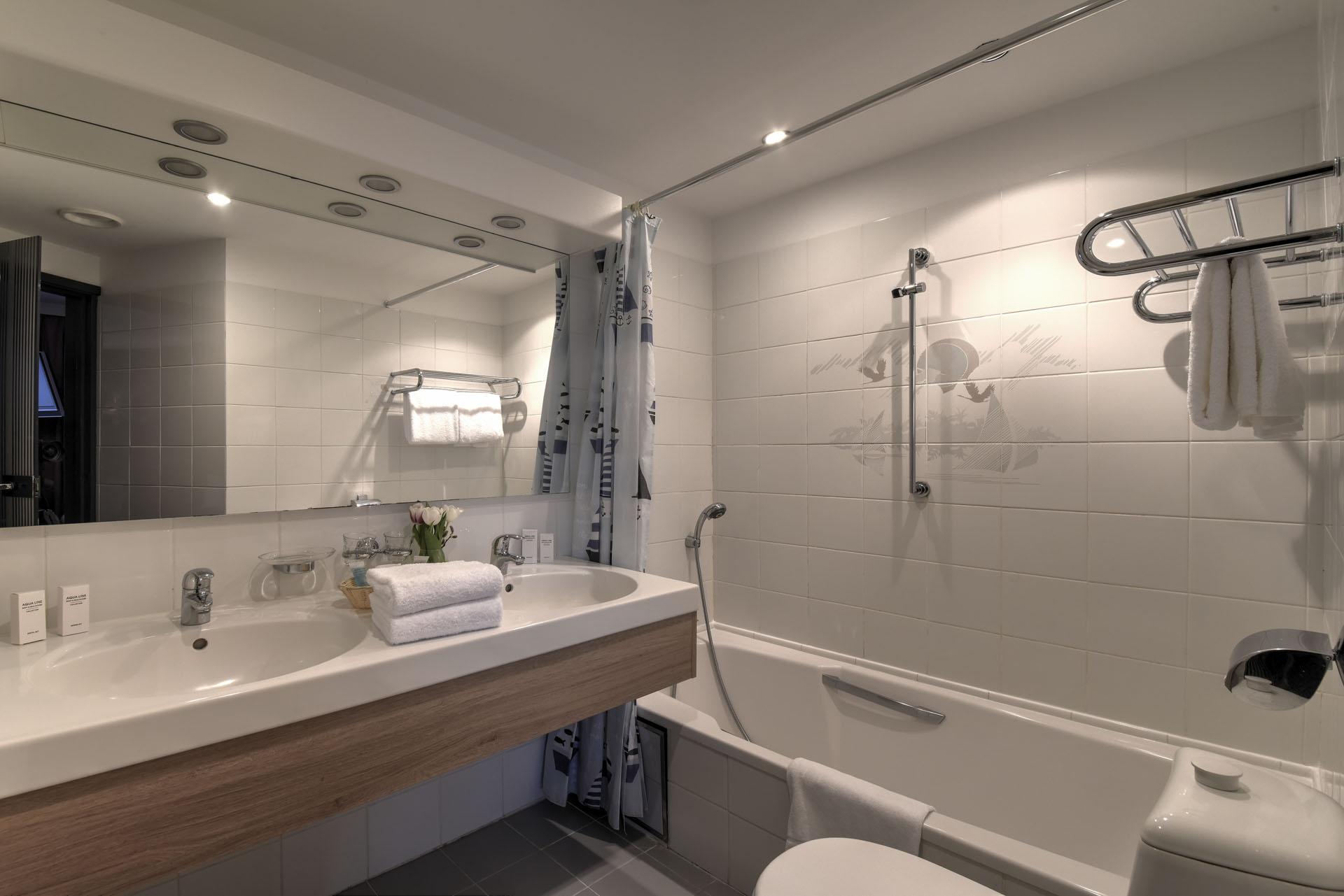 Chambre standard classique - Pavillon Du Zoute