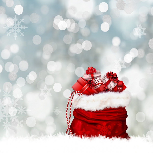 Kerstmis arrangement