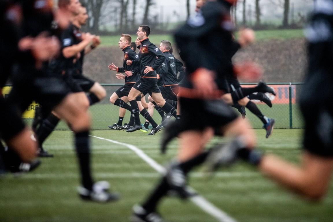Seminar Arbritrage Voetbal Vlaanderen - Pavillon Du Zoute