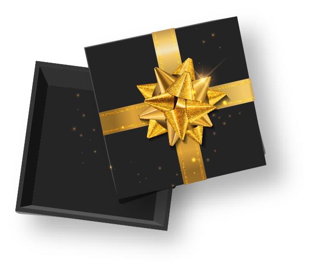 Geschenke zum Jahresende