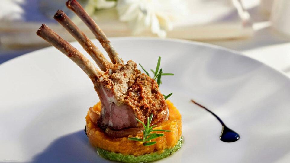 Restaurant Pavillon Terre-Mer - Pavillon Du Zoute