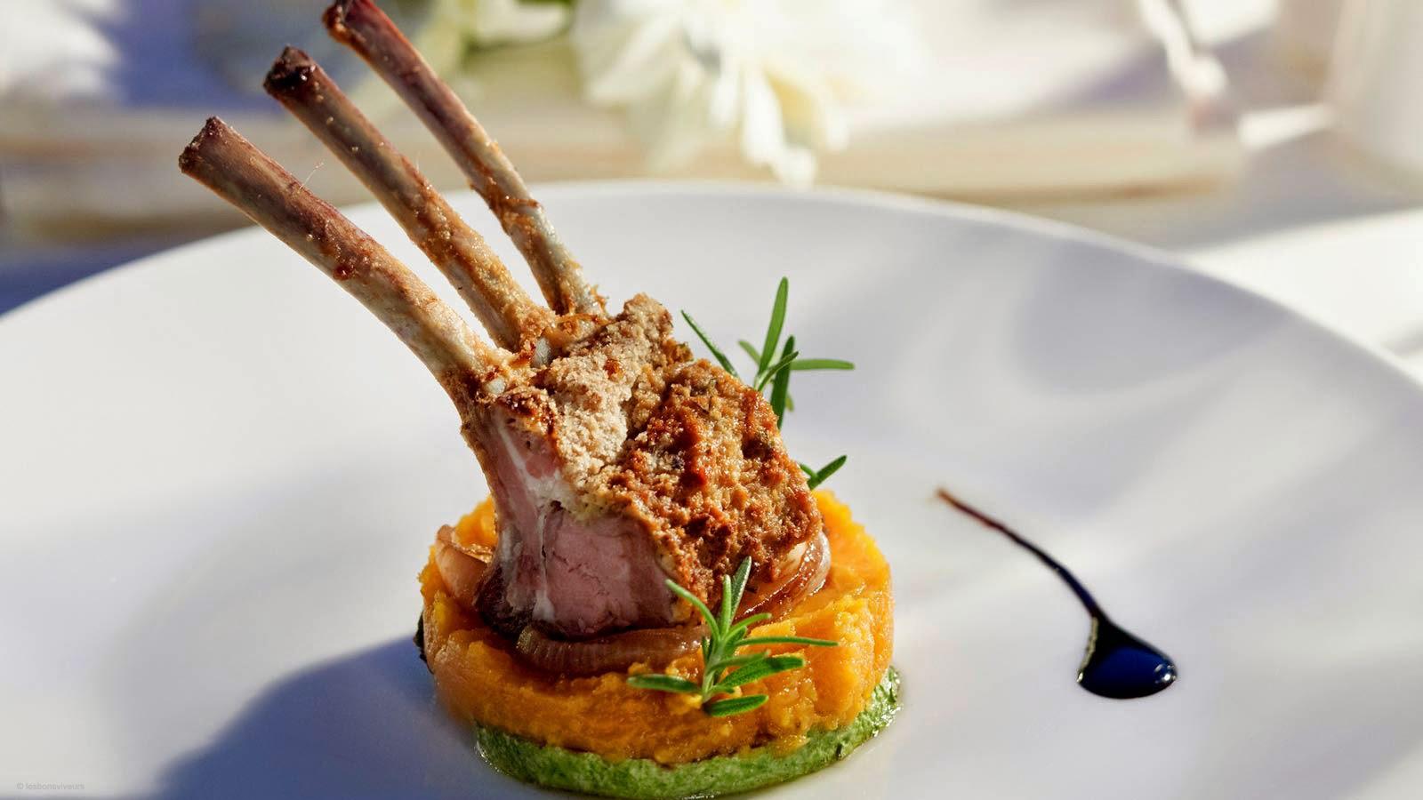 Kulinarischer Kalender 2020 - Pavillon Du Zoute