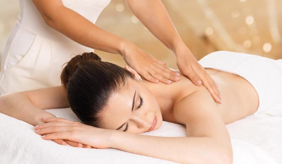 Massage tijdens uw verblijf