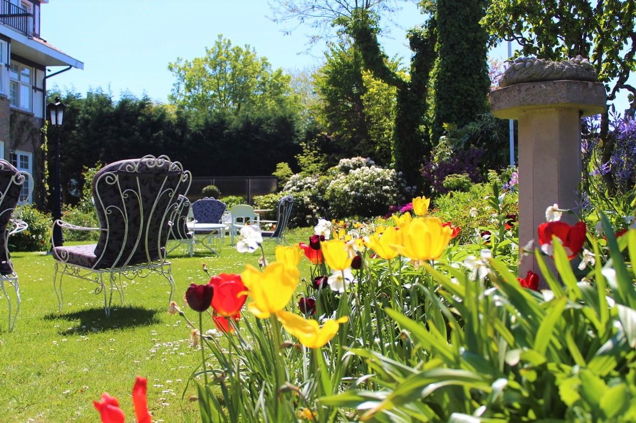 La table du Jardin - Pavillon Du Zoute